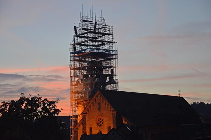 Schiefer Turm/Kaisersesch. 2013
