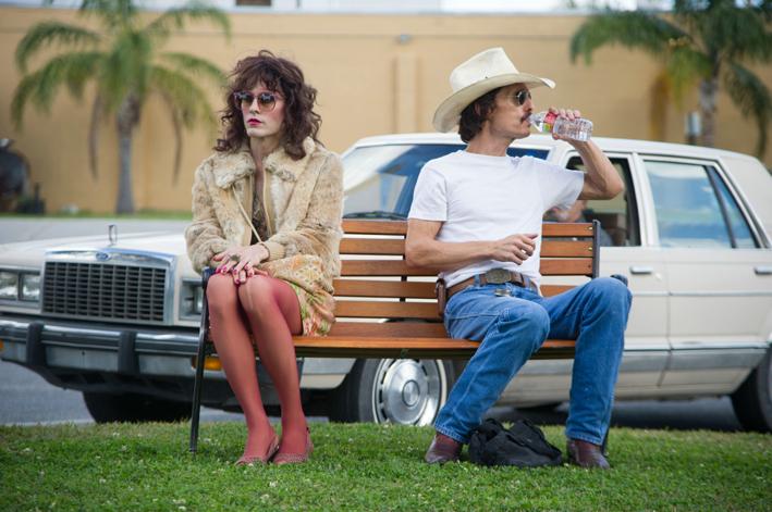 Der transsexuelle Rayon (Jared Leto) und Ron Woodroof (Matthew McConaughey) haben zunächst nur eines gemeinsam: Beide sind HIV-positiv  © 2014 Ascot Elite Filmverleih GmbH