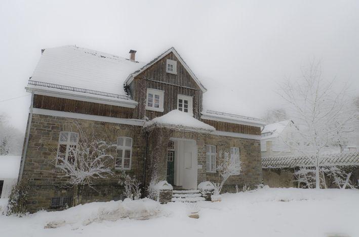 Alte Schule_Schnee