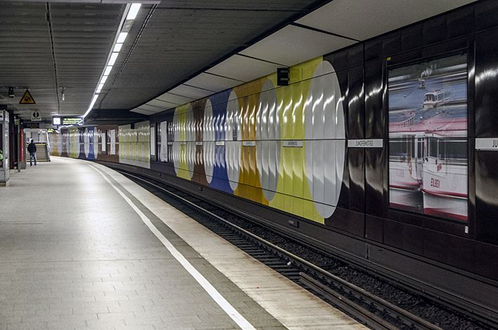 Hochbahn II