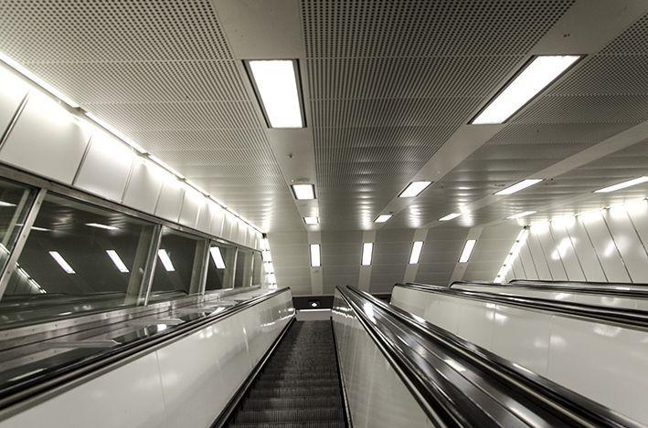 Rolltreppe HH II