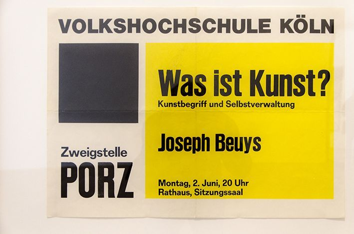 Beuys Köln