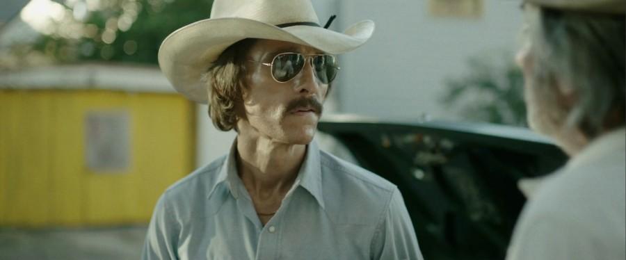 Ron Woodroof (Matthew McConaughey) ist nicht gewillt, nach der Pfeife der US-Behörden zu tanzen.  © 2014 Ascot Elite Filmverleih GmbH